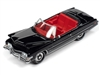 1973 Cadillac Eldorado in Sable Black JOHNNY LIGHTNING JLCG021 B