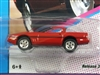 1988 Chevrolet Corvette in Bright Red - 80's Muscle
