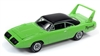 1970 Plymouth Superbird in FJ5 Limelight JOHNNY LIGHTNING