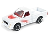 1991 GMC Syclone-Gloss White with Red Graphics