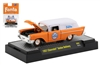 1957 Chevrolet Sedan Delivery M2machines (#52500-FS01 Fanta / Sprite Release 01
