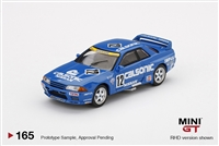 Mijo Exclusive Nissan Skyline GT-R (R32) Gr. A #12 Calsonic 1990 LIMITED EDITION