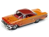 1960 Chevrolet Impala with Orange Flames