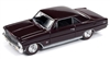 RACING CHAMPIONS 1966 Chevy Nova SS in Madeira Maroon RELEASE 3A