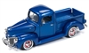 RACING CHAMPIONS 1940 Ford Pickup in Blue Metallic RELEASE 3A