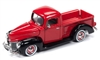 RACING CHAMPIONS 1940 Ford Pickup in Red & Black RELEASE 3B