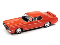RACING CHAMPIONS	1969 Mercury Cougar Eliminator Boss 302 (Competition Orange with White Eliminator Stripes) RC012