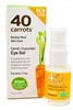 40 Carrots Carrot+Cucumber Eye Gel  .5 fl oz