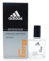 Adidas Deep Energy After Shave .5 Fl Oz.