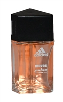 Adidas Moves Pulse Him Eau de Toilette 1 Oz  New Unboxed