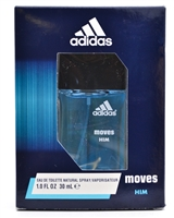 Adidas Moves Him Eau de Toilette  1 fl oz