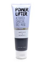 Bath & Body Works Active Skincare Power Lifter Activated Charcoal Face Mask  4 fl oz