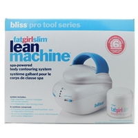 bliss FatGirlSlim Lean Machine: Vacuum Massager with Power Adapter, FatGirlSlim Skin-Firming Cream 2 Oz.