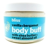 Bliss Vanilla + Bergamot Body Buff 12 Oz.