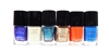 Covergirl Outlast Stay Brilliant Nail Gloss Set: 93 Fury, 142 Salt Water Taffy, 305 Eternal Oceans, 295 Out Of The Blue, 55 Teal On fire, 230 Golden Opportunity (each .37 Fl Oz.)