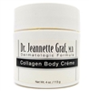 Dr. Jeannette Graf Collagen Body Creme 4 Oz.