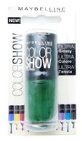 Maybelline Color Show Nail Lacquer 269 In-Green 7mL.
