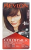 Revlon ColorSilk Beautiful Color 32 Dark Mahogany Brown 1 application