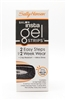 Sally Hansen Salon Insta Gel Strips 530 Croc Me Up: 16 Gel Polish Strips, Gel Top Coat .14 Fl Oz., 2 Nail Cleanser Pads, Cuticle Stick, File & Buffer