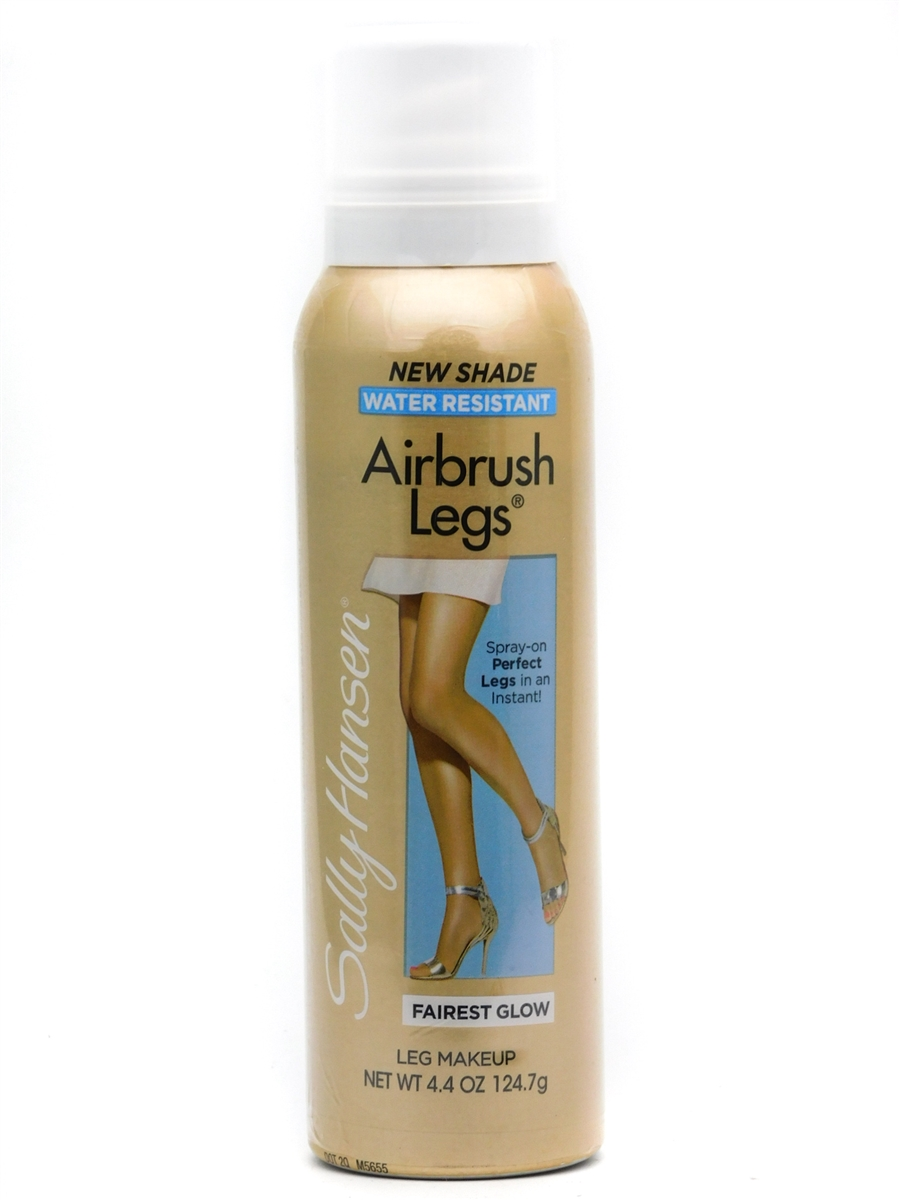 Sally Hansen Airbrush Legs Leg Makeup Fairest Glow 4 4 Oz