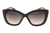 TAHARI by Elie Tahari Sunglasses GYTH1213-R TH558 OXTS Tortoise/Black