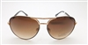 TAHARI by Elie Tahari Sunglasses Model HHTH0227-R TH517 RGDBR Brown/Gold