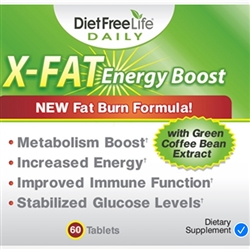 X-Fat Energy Boost