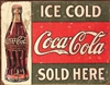 COKE - c.1916 Ice Cold