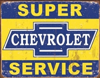 Super Chevy Service