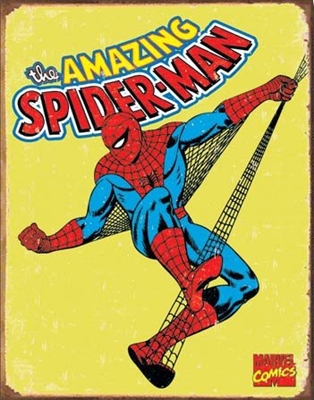 Spiderman Retro