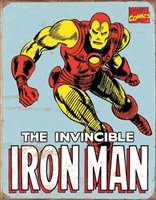 Iron Man Retro