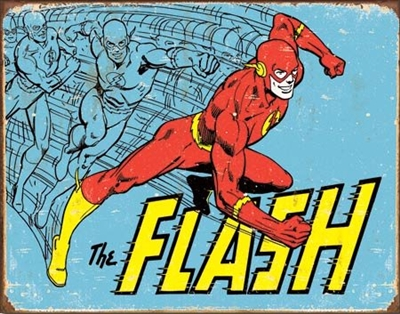 The Flash - Retro