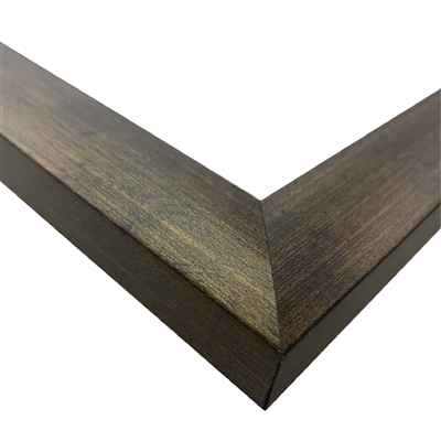 Dark Bronze, Nugget MDF Wood Composite (1 Inch)
