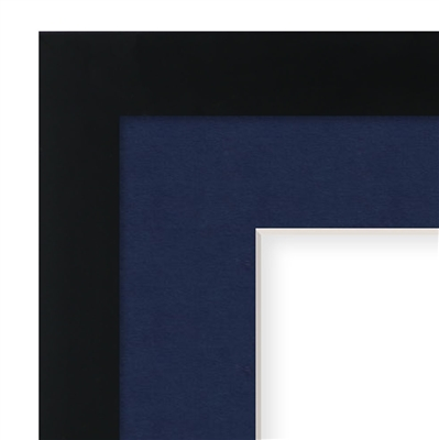 Navy Blue Mat