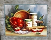 8x10 Inch Apples Fine Art Print and Poster in Fruit Arrangement #x15-810-M