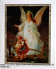 8x10 Inch Guardian Angel Fine Art Print and Poster in Angels #x23-810-O