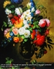 8x10 Inch Grand Floral Fine Art Print and Poster in Bouquets #x34-810-Q