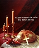 8x10 Inch El Pan Nuestro Fine Art Print Faith in Catholic Spanish posters #x4-810-H