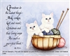 8x10 Inch Kittens Fine Art Print and Poster in Cats and Kittens #x41-810-H