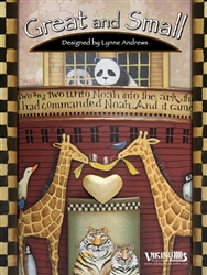"Lynne Andrews ""Great and Small"" Pattern Book"