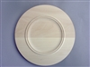 Lynne Andrews 10 '' round wooden plate