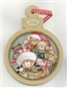 Lynne Andrews Beary Christmas Ornament  Pattern Packet.