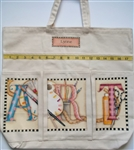 Lynne Andrews art-ful journey painting bag pattern packet