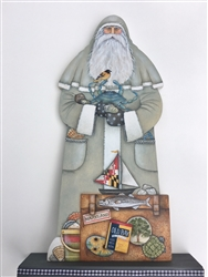 Lynne Andrews Maryland Father Christmas Pattern