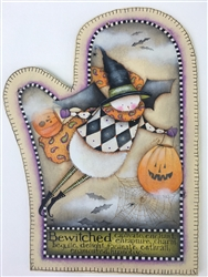 Lynne Andrews Bewitched Mitten Pattern Packet
