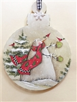 Lynne Andrews Holly Jolly Christmas Pattern Packet.