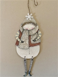 Lynne Andrews Ornament non-club Jack Frost