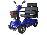 Boomerbuggy 2 Seater - Blue