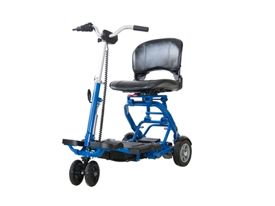 Boomerbuggy Transporter 270W, (Blue) Demo