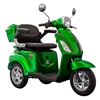Roadstar Deluxe MP4 V3 500W, 60V (Green)